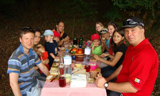 Familienurlaub am Bauernhof bei Familie Grain Feldbach Steiermark