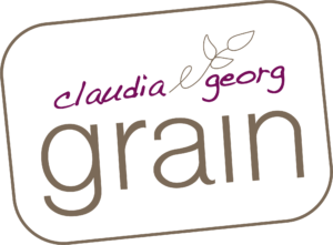 Logo Claudia & Georg Grain